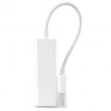 苹果原装USB网卡 苹果笔记本电脑配件macbook air以太网转换器 usb转 网线网卡接口