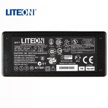 笔记本电源适配器19V3.42A 适用于 联想华硕明基东芝方正神州海尔同方 不含电源线 接口5.5*2.5