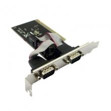 PCI串口卡内置台式机9针com扩展卡