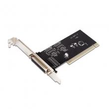 PCI转并口卡 PCI并口扩展卡 PCI转25孔接打印机接口卡芯片TX382B