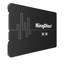 金典 S400  120G SATA3台式机笔记本SSD 速度快 低能耗 安全 耐久