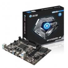 影驰H310M-A 办公游戏网吧DDR4主板支持 I3 8100 CPU H310M-A 【支持Intel 8100】