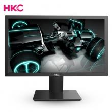 惠科(HKC)S242 24英寸VA面板宽屏液晶电脑显示器护眼屏幕办公显示屏不闪屏(VGA/DVI接口)(壁挂)