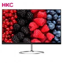 惠科(HKC)B4000 24英寸IPS纤薄微边框广视角不闪硬屏台式机液晶电脑显示器自营(HDMI/VGA接口)(黑色)