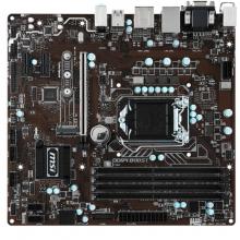 微星(MSI)B250M  ICAFE 工包主板 B250M 系列家用商用主板