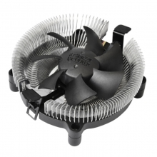 超频三(PCCOOLER) Q版青蛇 cpu散热器(cpu风扇8cm/多平台支持/配硅脂) 青蛇 10版