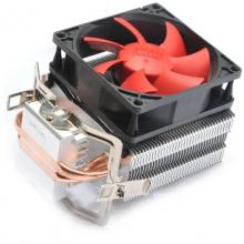 超频三(PCCOOLER)红海mini cpu散热器(cpu风扇8cm/配散热硅脂)