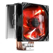 超频三(PCCOOLER) 东海X6烈焰版 cpu散热器AM4电脑1151静音1150台式机1156 东海X6烈焰版 单风扇