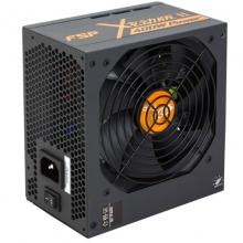 全汉(FSP)额定500W 蓝暴SⅡ代500W 电源 (12cm温控风扇/单路12V/支持背线)