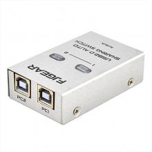 丰杰英创 二口USB2.0自动共享切换器 型号FJ-2UA