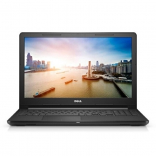 戴尔(DELL)成就3572-R1108B N4000双核 4GB内存 128G固态硬盘 15.6英寸商务办公学生家用娱乐手提便携笔记本电脑 黑色