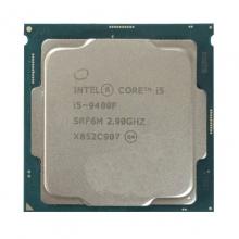 Intel/英特尔 酷睿9代 I5-9400F 六核散片CPU