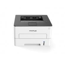 奔图P3010D黑白激光打印机 自动双面打印机 家用学生办公a4快速打印渠道价格电询找商务改价格053182390880