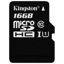 「全国联保 正品行货」金士顿(Kingston)TFclass10高速卡 存储卡 内存卡 升级版 连续拍摄更流畅 终身保固16G