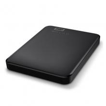 「三年联保 正品原装」西部数据(WD)1TB USB3.0移动硬盘Elements 新元素系列2.5英寸(稳定耐用 海量存储)