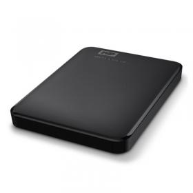 「三年联保 售后无忧」西部数据(WD)2TB USB3.0移动硬盘Elements 新元素系列2.5英寸(稳定耐用 海量存储)