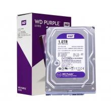 全新WD/西数 1TB 7200转 监控硬盘 西数紫盘 单碟(WD10PURX) 薄盘紫盘  西数硬盘  机械硬盘 三年换新售后零等待