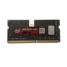 ZiYo自由者 笔记本8G DDR3 1600雄鹰系列 笔记本内存条