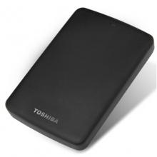 东芝移动硬盘1T 黑甲虫 小黑A3 1T 2.5寸 移动硬盘 USB3.0
