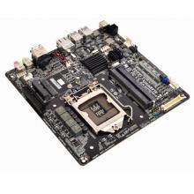 技嘉H110TN-E主板 工控主板 一体机主板 尺寸:17*17支持678代CPU 支持4代笔记本内存 支持无线WIFI