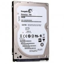 希捷 ST500LT012 500G 5400转 16M 笔记本硬盘2.5寸SATA2机械硬盘 新款7mm