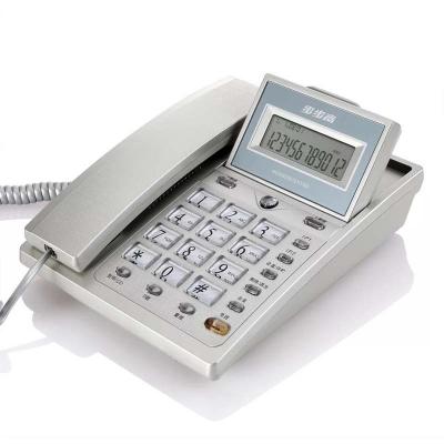 步步高普通座机 6101 有绳固定电话机 座机 高档家用办公固话 小翻盖屏 颜色咨询商家