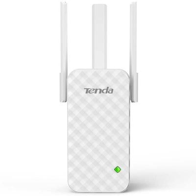 腾达A12 300M中继器 扩展器 三天线家用wifi信号放大器无线路由器穿墙