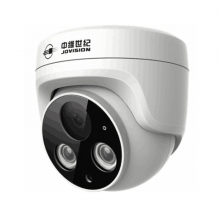 中维世纪 摄像机 JVS-C-DH1H4M-A0  视频分辨率:400万像素;视频压缩标准:H.265/JPEG;24小时 占用内存15G 4MP内置音频
