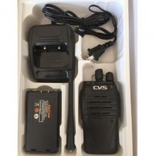 CVS对讲机民用C16 8W大功率手台工地对讲机车队,一盒两台,可拍两个,也支持单发。手持呼叫机