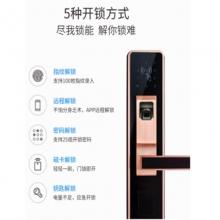 云视通智能门锁 指纹锁M5 小维智能门锁网络版