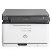 惠普(HP)打印机 A4彩色激光打印复印扫描一体机 M178nw新品不带传真三合一