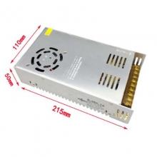 12V30A开关电源 360W足功率 监控电源 LED发光字电源S-360-12 12V30A监控电源集中供电电源