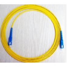 光纤收发器跳线(SC-SC 3米)光纤收发器跳线 单模单芯 3米 方头