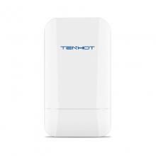 TH-EW200S 腾狐2.4G监控专用(傻瓜式操作一键配对)全新高通芯片 数码网桥 建议传输距离500米,200W监控可带4个