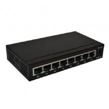中维视讯 SF105(5口百兆交换机)百兆工业级监控专用交换机 中维视讯交换机
