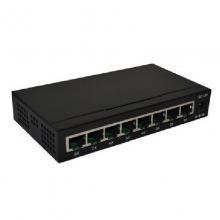 中维视讯 SF-AS03-8E(8口千兆交换机)工业级监控专用系列交换机 千兆工业级监控专用交换机