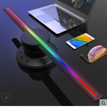 威纳3D全息广告机(384液晶灯珠)各行各业门店必备配上专业3D素材让您的人气业绩双丰收