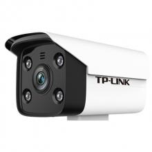 TL-IPC544H-A 400万人员警戒网络摄像机 最高分辨率2560×1440@25fps 内置2颗红外灯,红外夜视照射距离可达50米 H.265红外网络摄像机 监控摄像机 监控摄像头白天也可以设置声光警戒功能