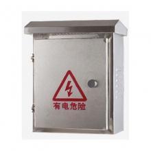 不锈钢防水箱 500B 500*400*200 监控防水箱