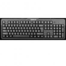 朗森LK-J1(301)键盘 游戏/办公 PS2、usb可选 有线键盘