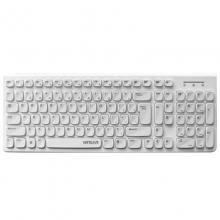 朗森LK-J5 PLUS 巧克力商务办公键盘 巧克力键盘 黑白两色