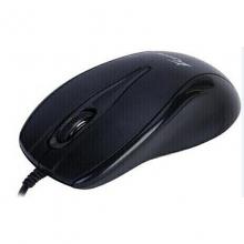 大白鲨 M7 (USB) 鼠标 家用跑量 黑色