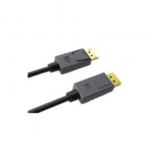 高多1.5米 黑色 DDP公对DP公 支持4K DP公-DP公,黑色线身,灰色头(支持吃鸡游戏)可以支持1080p 144Hz, 4K 60Hz
