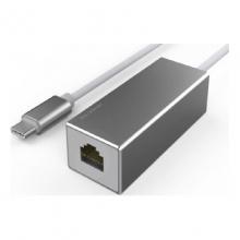 高多 0.23米 钛空灰 GD-C13 Type-C 转 网卡转换器,铝合金,千兆网卡