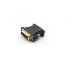 高多 GD-K52 DVI(24+5)公 TO VGA母 转接头 (PP袋)