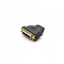 高多 GD-K53 DVI(24+5)母 TO HDMI母 转接头