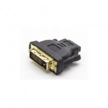 高多 GD-K55 DVI(24+1)公 TO HDMI母 转接头 (PP袋)