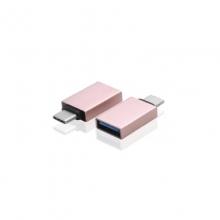 高多 GD-K63 Type-C公 转 USB3.0母  转接头 黑色 (PP袋)