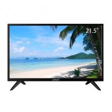 大华 DH-LM22-F200 21.5英寸液晶监视器高清显示屏 内置喇叭声音输出 支持VGA/HDMI高清接口