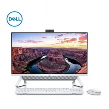 Dell/戴尔 灵越7790 27英寸大屏一体机微边框10代酷睿高清台机超薄台式机家用办公电脑INS 27-7790-R1728W(i7-10510U/16G DDR4/256G+1T/MX110/2G) 白色